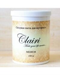Сахарная паста Clairi Medium (средняя) 1500 гр.