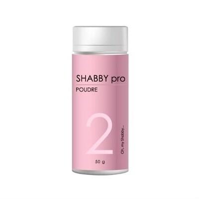 Тальк мелкодисперсный для депиляции Poudre Shabby, 50 гр.