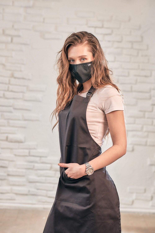 Акционный комплект маска и фартук
