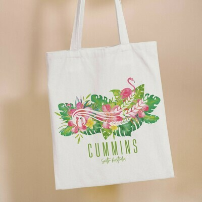 Out of Stock - Tropical Tote Bag