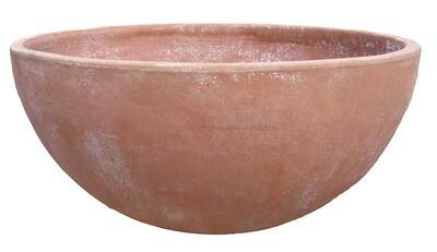 Lente - Terracotta-Schale