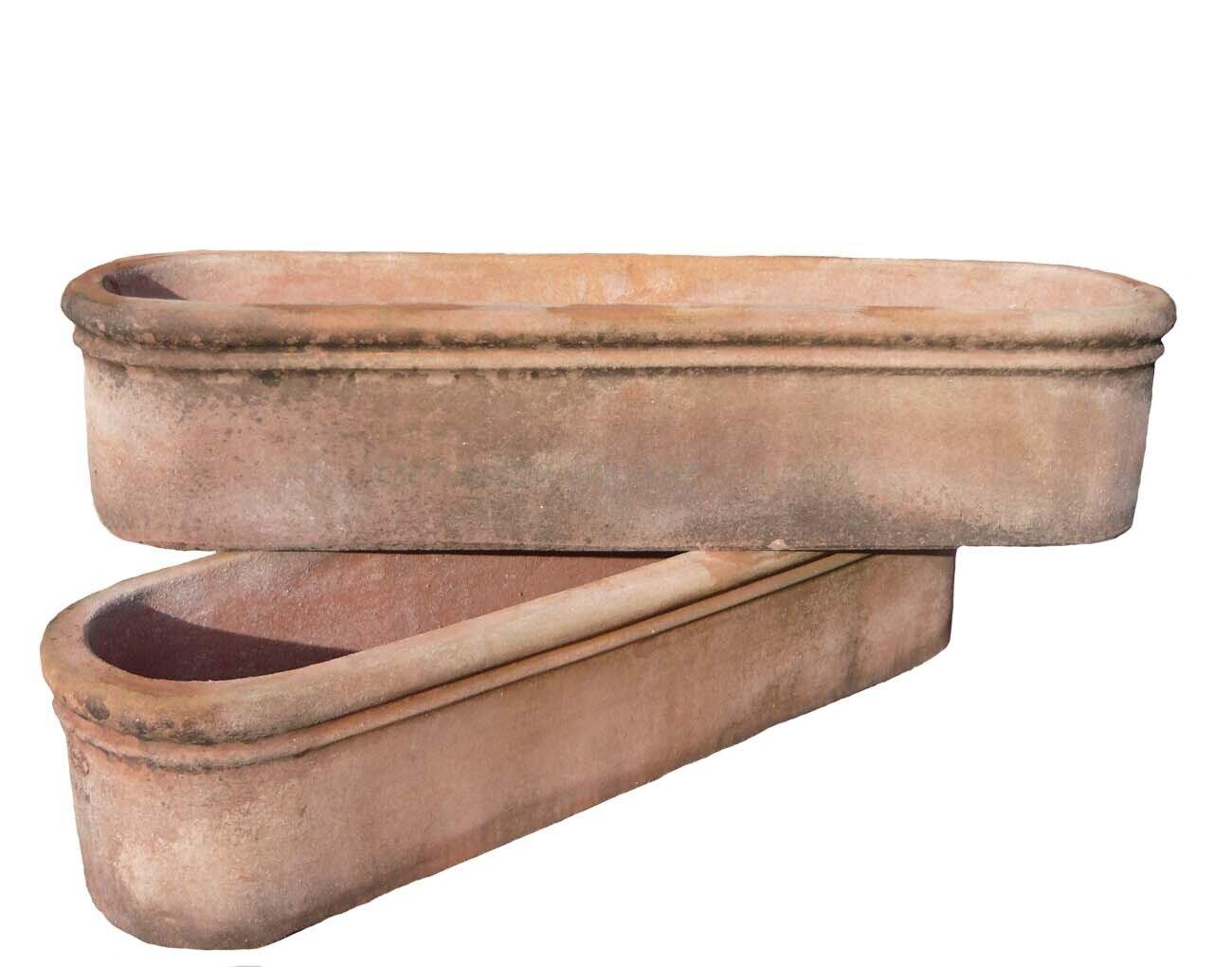Cassetta di balcone - Terracotta Balkonkasten