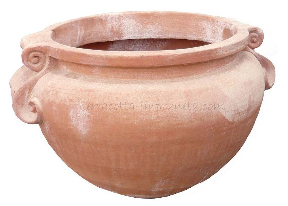 Coppa romana - Römisches Pflanzgefäß