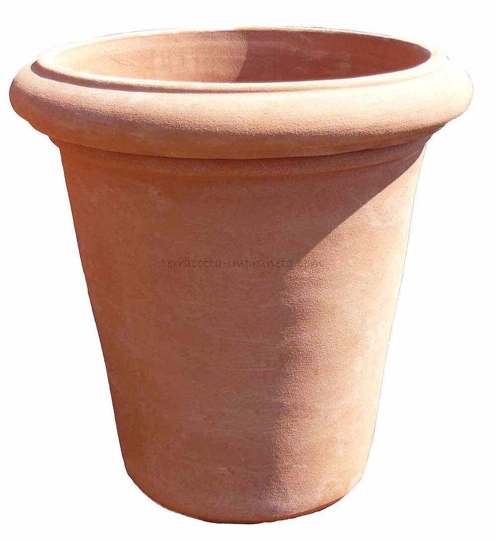 Vaso candela - Hohe konische Vase