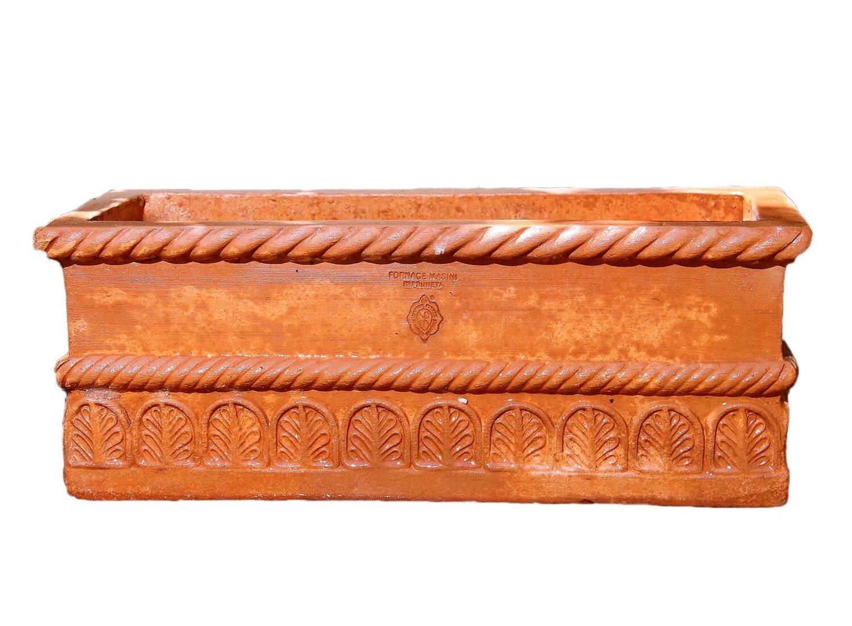 Cassette Mesopotamia - Terracotta-Kasten