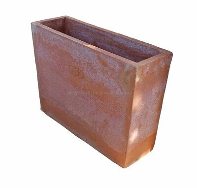 Cassata - Terracotta-Kasten ohne Rand
