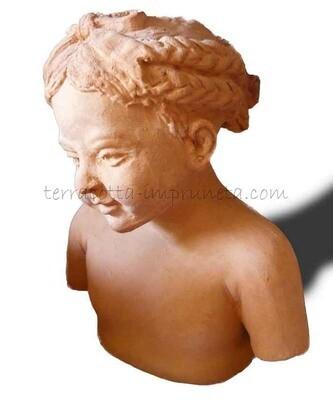 Bambina piccola - Kleine Mädchen-Büste