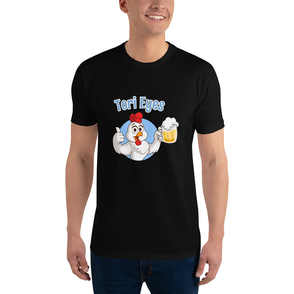 Tori Eyes Short Sleeve T-shirt