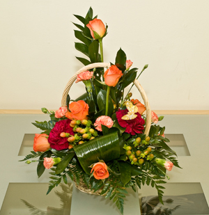 Basket Arrangement-1