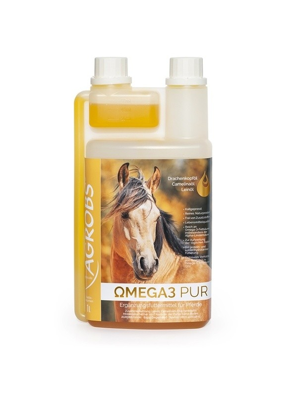 Omega 3 Pure Oil 1 Ltr