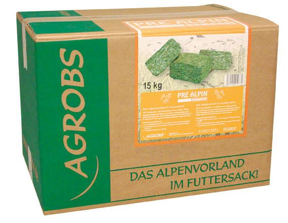 Pre Alpin Compact Brick 15kg