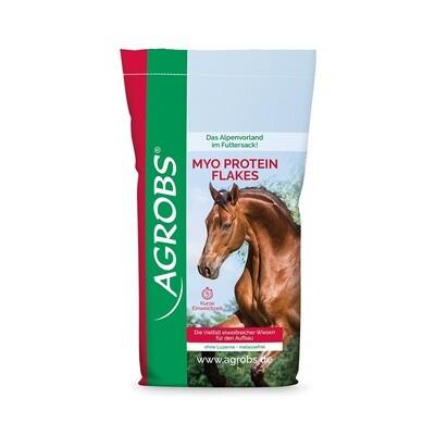 Myo Protein Flakes - Higher protein hay flakes