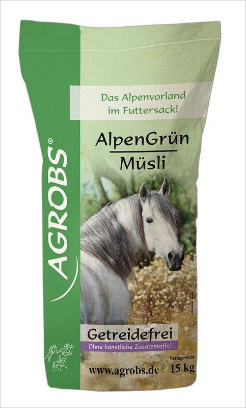 ALPENGRUN MUSLI (Alpine Green Musli) 15kg