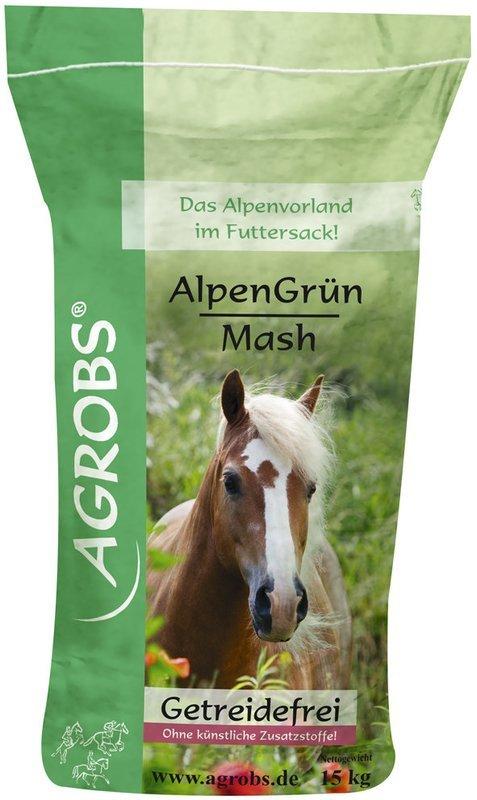ALPENGRUN MASH (GUT HEALTH) 15kg