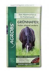 Grunhafer (Green Oat Grass chaff) 15kg