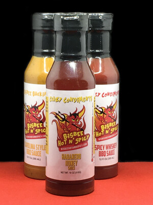 Habanero Honey Sauce