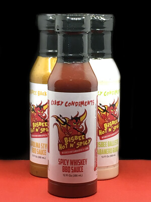 Spicy Whiskey BBQ Sauce