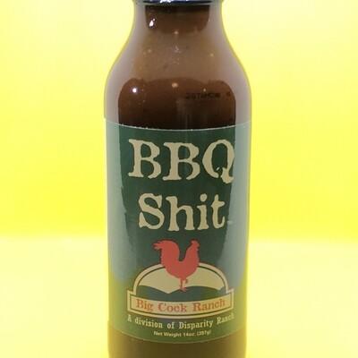 BBQ SHIT...