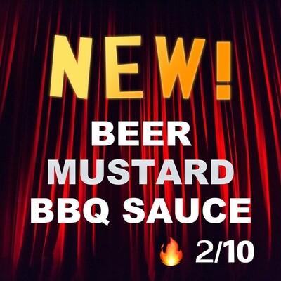 Beer Mustard BBQ Sauce