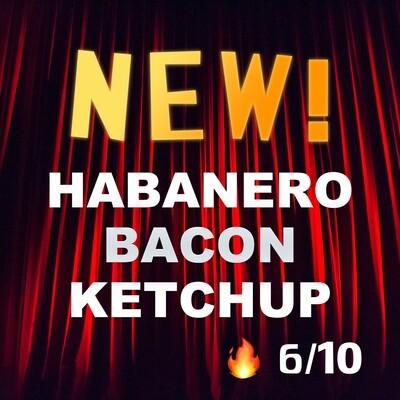 Habanero Bacon Ketchup