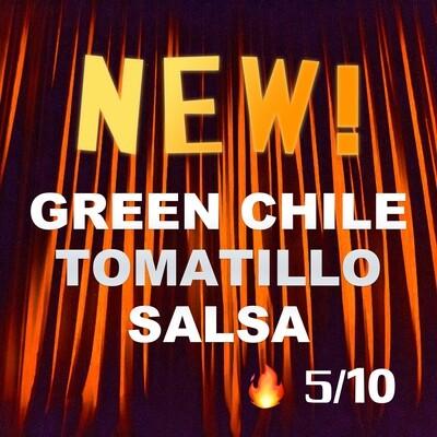 Green Chile Tomatillo Salsa