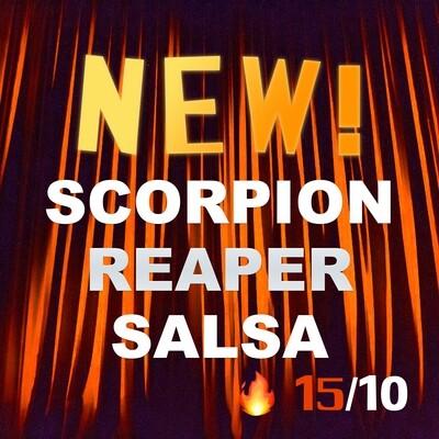 Scorpion Reaper Salsa