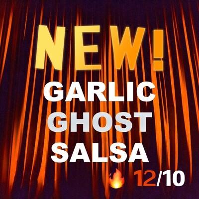 Garlic Ghost Salsa