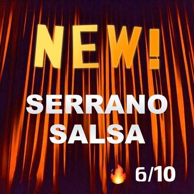 Serrano Salsa