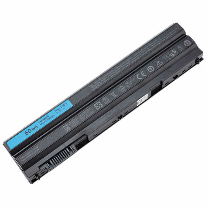 Dell 8858X 8P3YX 911MD 96JC9 984V6  CRT6P DHT0W GCJ48 compatible laptop battery