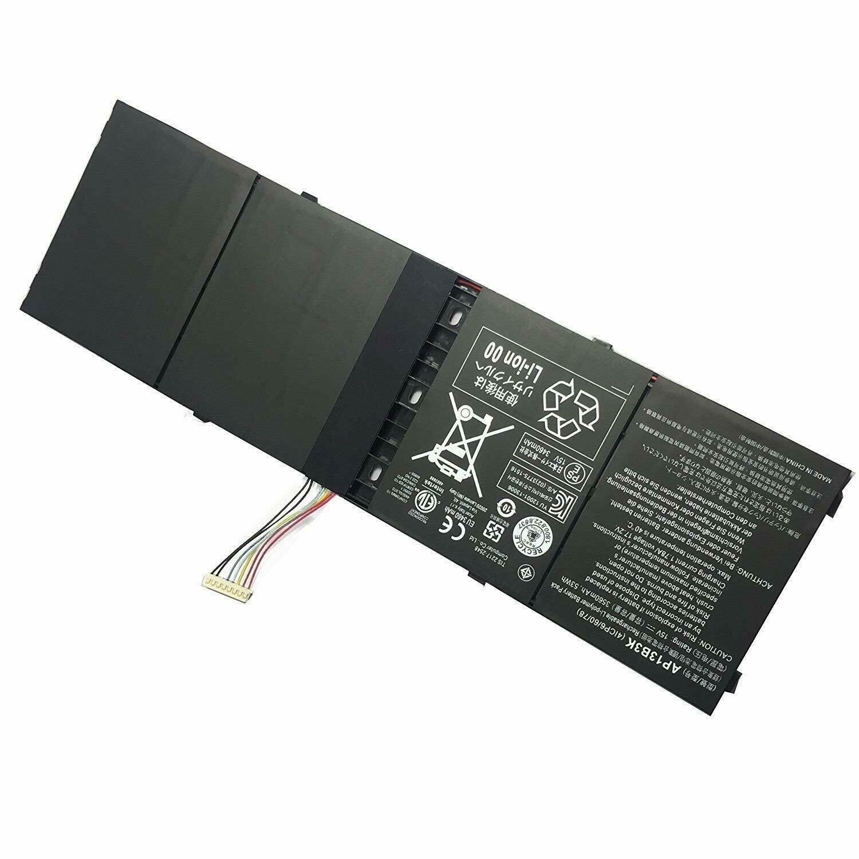 Acer AP13B3K, AP13B8K, Aspire V5-552G, V5-573P, V5-573G, m5, r7, v5, compatible Laptop Battery