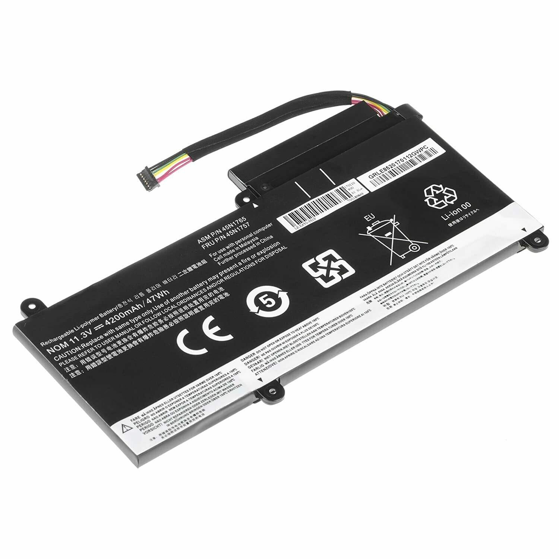 lenovo 45N1754, 45N1755, 45N1756, 45N1757, E450 compatible laptop battery