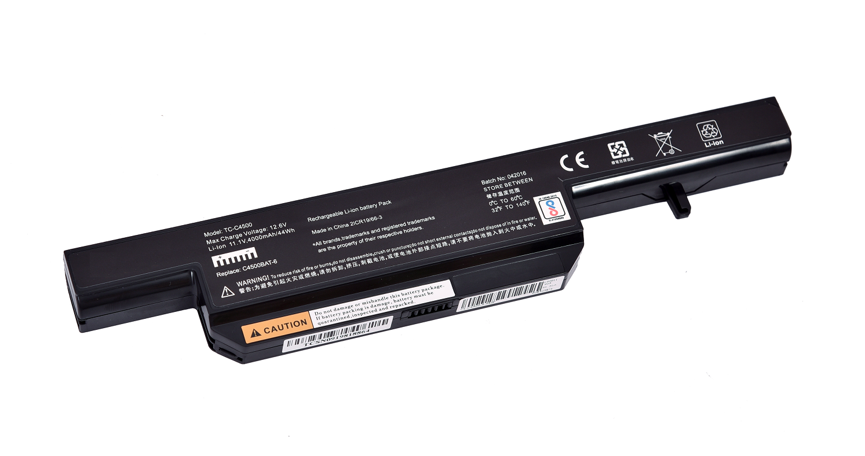 C4500BAT-6 laptop battery for asus HCL MSI LG Clevo laptops