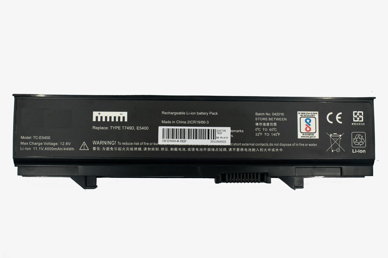 Dell Latitude e5400, e5500,  laptop battery