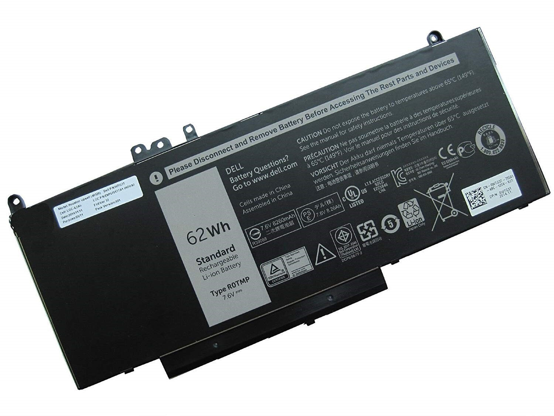 Dell Latitude e5250 e5450 e5470 e5550 e5570 Laptop Battery