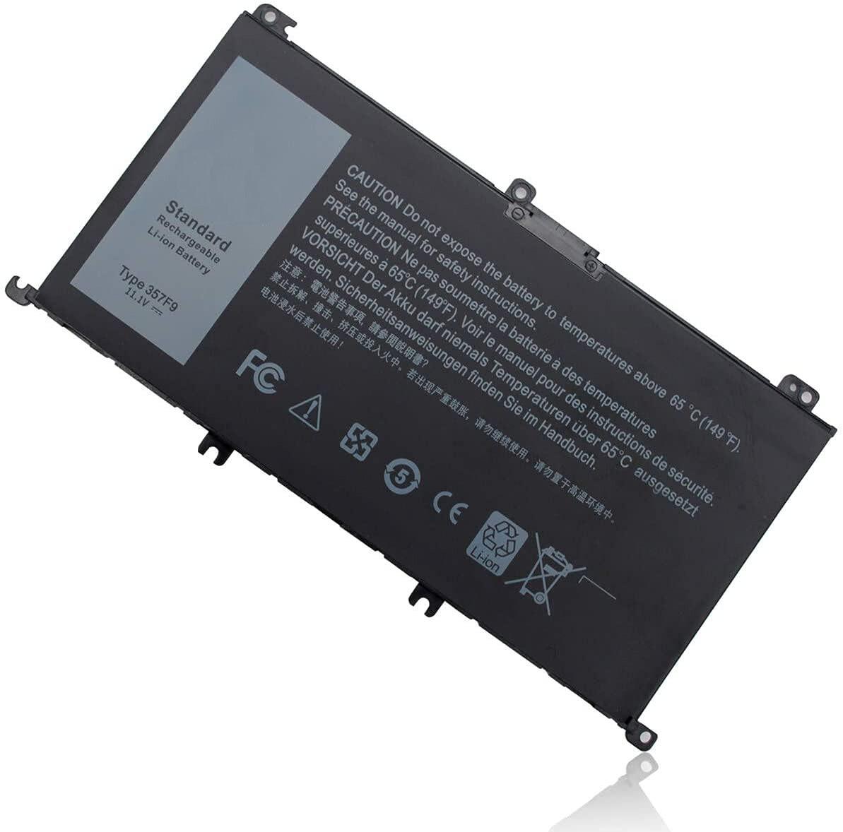 357F9 71JF4 Dell Inspiron 15 7000 7559 7557 7567 7566 7759 15 5576 5577 INS15PD 15-7559 0GFJ6 P57F 071JF4 0357F9 Laptop Battery