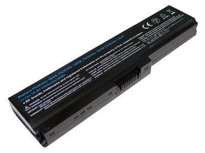 Toshiba satellite c600 c640 c650 laptop pa3635u pa3636u pa3638u pa3817u compatible laptop battery
