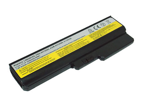 Compatible Lenovo 3000 G430 G450 G530 G550 G555 laptop battery