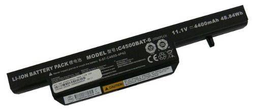 C4500BAT-6 laptop battery for asus HCL MSI LG Clevo laptops