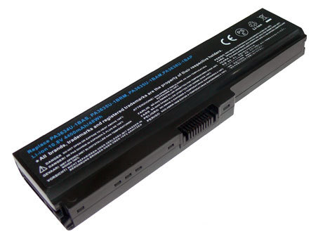toshiba satellite L515 L537 L600 L630 L635 L645 compatible laptop battery