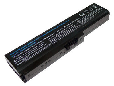 Compatible battery for toshiba satellite A660, A665, C600, C640, C650, series laptops