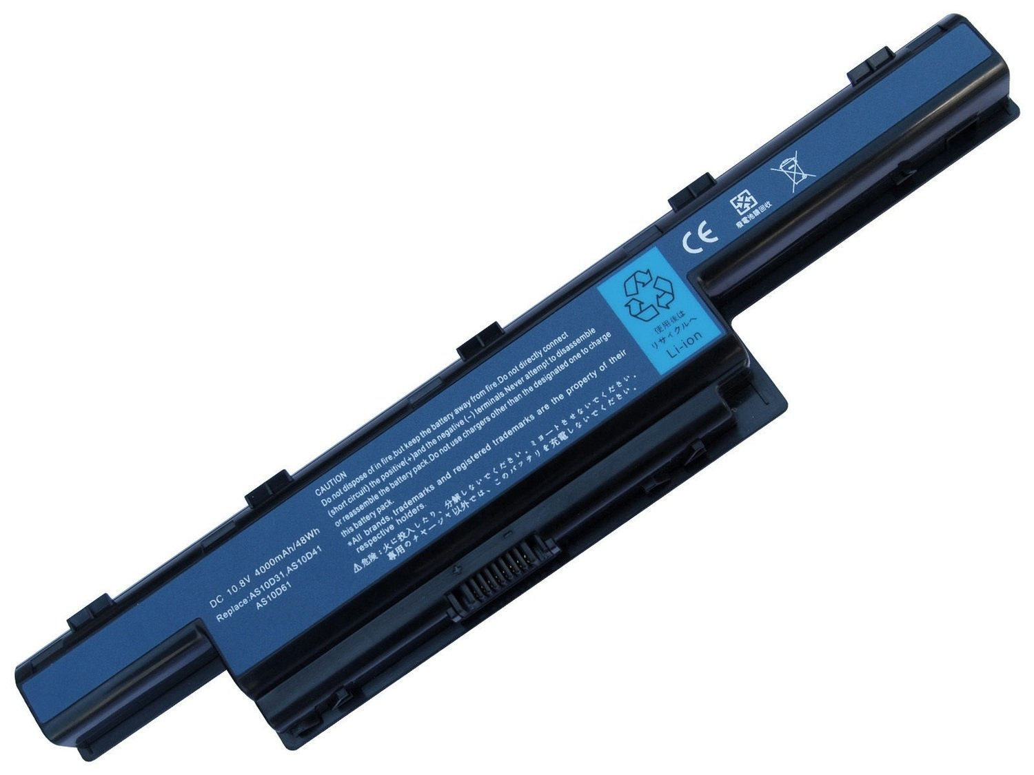 Acer aspire 5736 5741 5742 7551 7552 7552G 7741 Compatible laptop battery