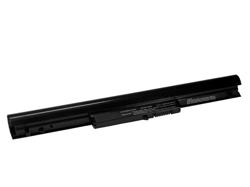 hp pavilion ultrabook sleekbook 14 and 15 series, 694864-851 HSTNN-YB4D VK04 compatible laptop battery