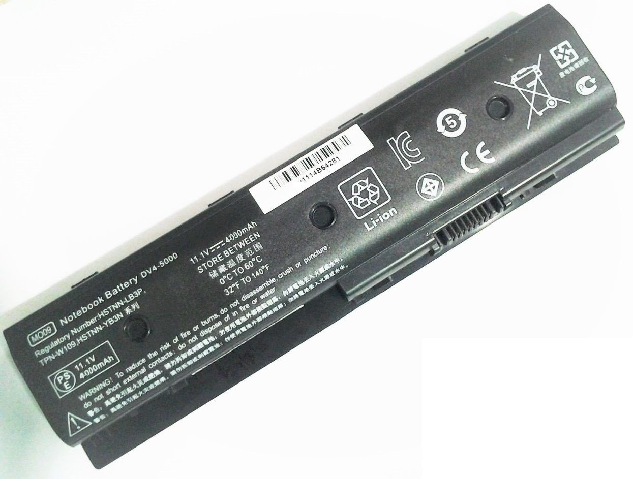 HP envy m6-1100 envy dv4-5200 envy dv6-7200 hp pavilion dv4-5000 dv6-7000 dv7-7000  Compatible laptop battery