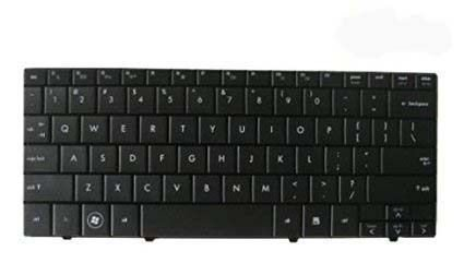 Hp Mini 1000 Mini 1110TU Black 496688-001 MP-08C16P0-930 Keyboard