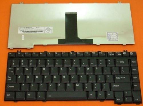 Toshiba Satellite A10 A15 A20 A25 A30 A40 Black Laptop Keyboard
