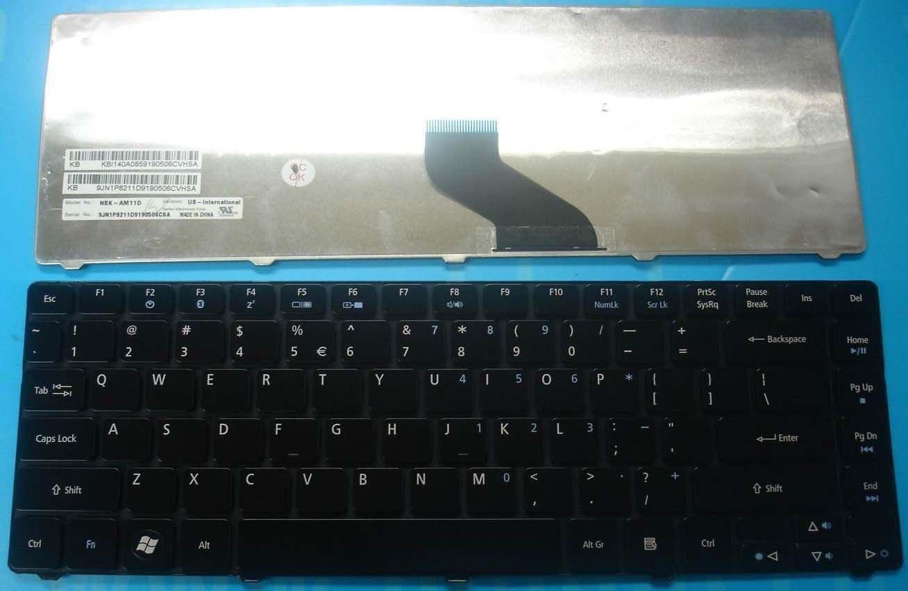 Acer 3810 3810T 4810 4810T laptop keyboard