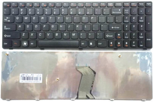 Ibm Lenovo V570 V575 Z570 Z575 Black Series Laptop keyboard