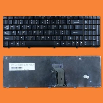 Ibm Lenovo G560 G560A G565 Black V-109820BS1-US Laptop Keyboard
