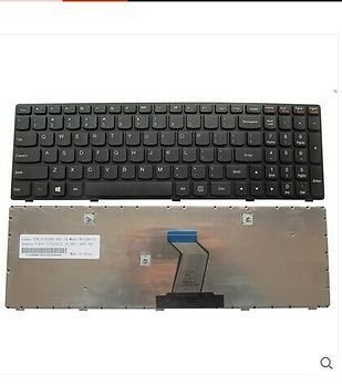 Ibm Lenovo G510 G700 G710 Black 25210891, MP-12P83US-6861 Keyboard