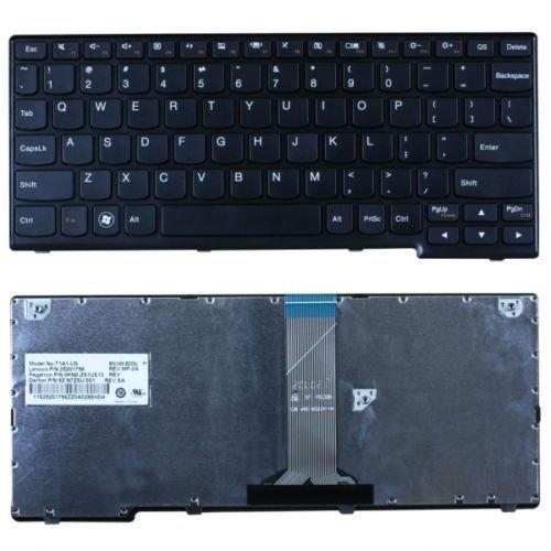 Lenovo Ideapad S205 S205S S206 S110 Black 25201756 Laptop Keyboard